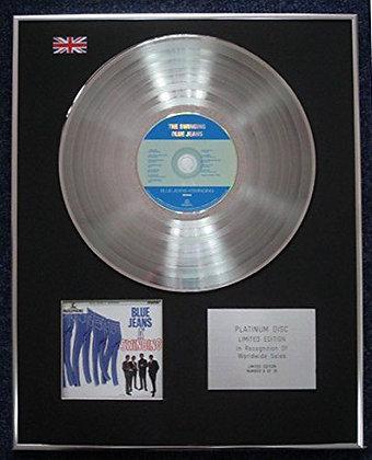 Swinging Blue Jeans - CD Platinum LP Disc - Blue Jeans A Swinging