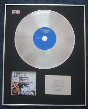 TIMBALAND & MAGOO - CD Platinum LP Disc - UNDER CONSTRUCTION PART 2