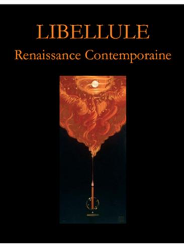 """Livre """"Libellule Renaissance Contemporaine"""""""