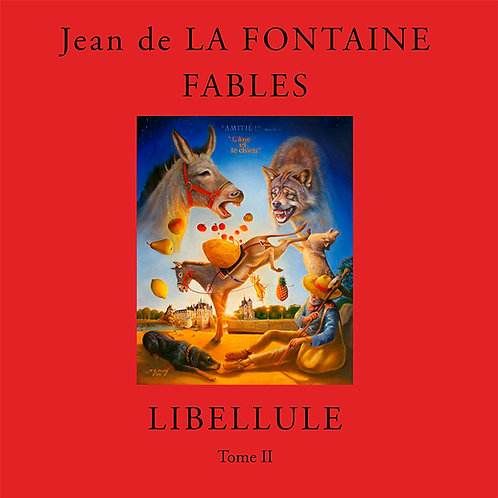 The Fables of La Fontaine volume 2