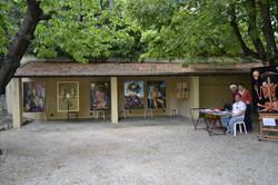 Flâneries d'Art dans les jardins