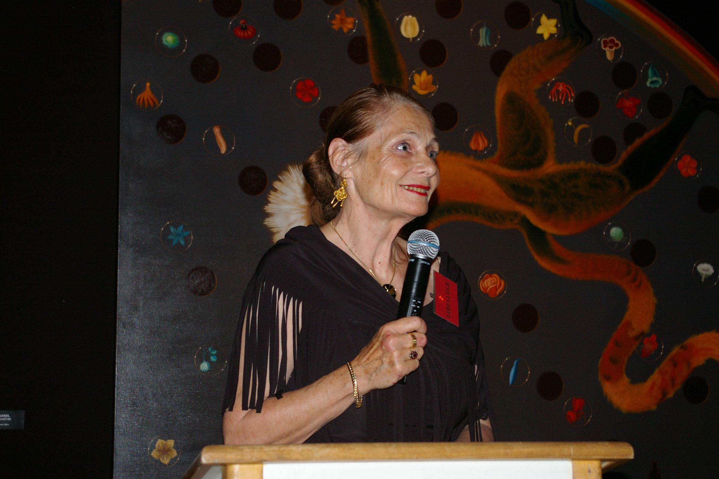Françoise à Viechtach