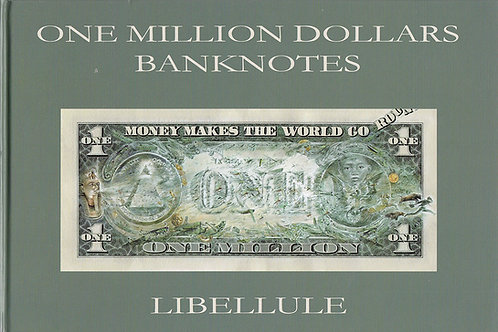 One Million Dollars banknotes catalog