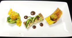 Vegetarian Trio