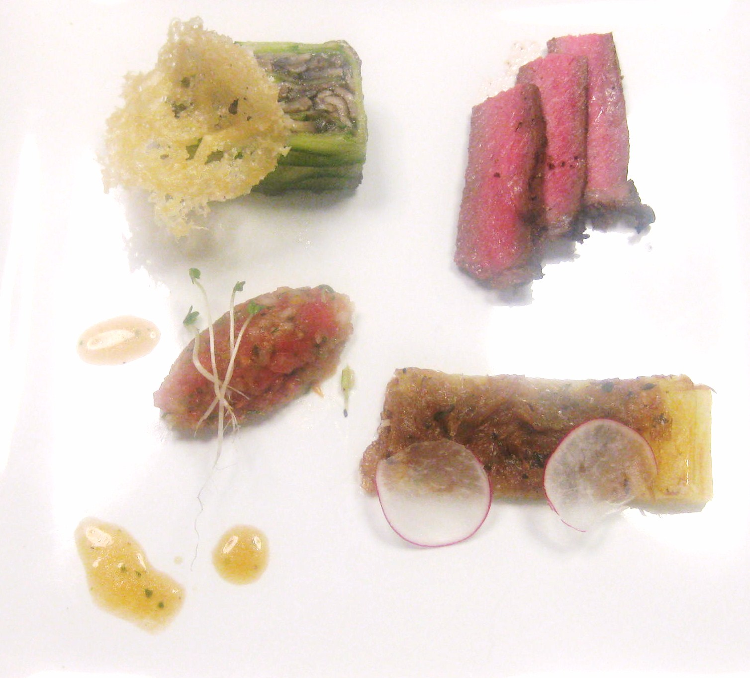 Deconstructed Beef Wellington