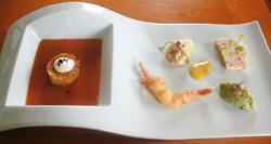 Shrimp Textures