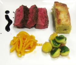 Steak & Potato