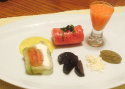 Savory Art Salad