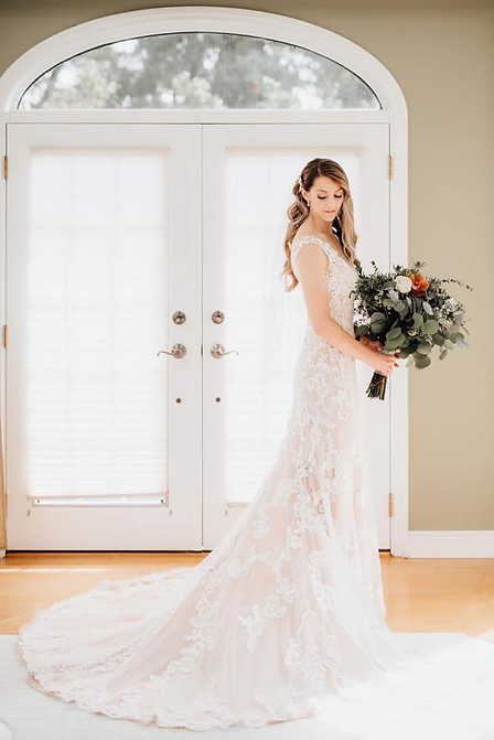 Natural bride