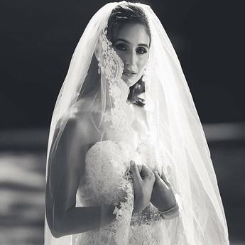 Arab cultural bride