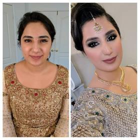 Cultural Pakistani Bride
