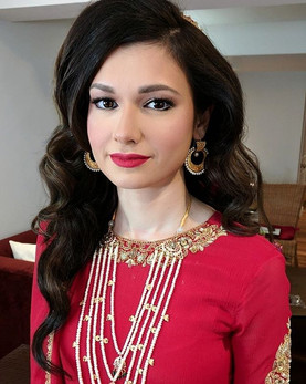 Nikkah makeup