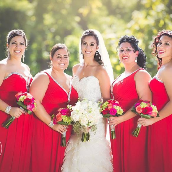 Arab bride, WV U.S.A