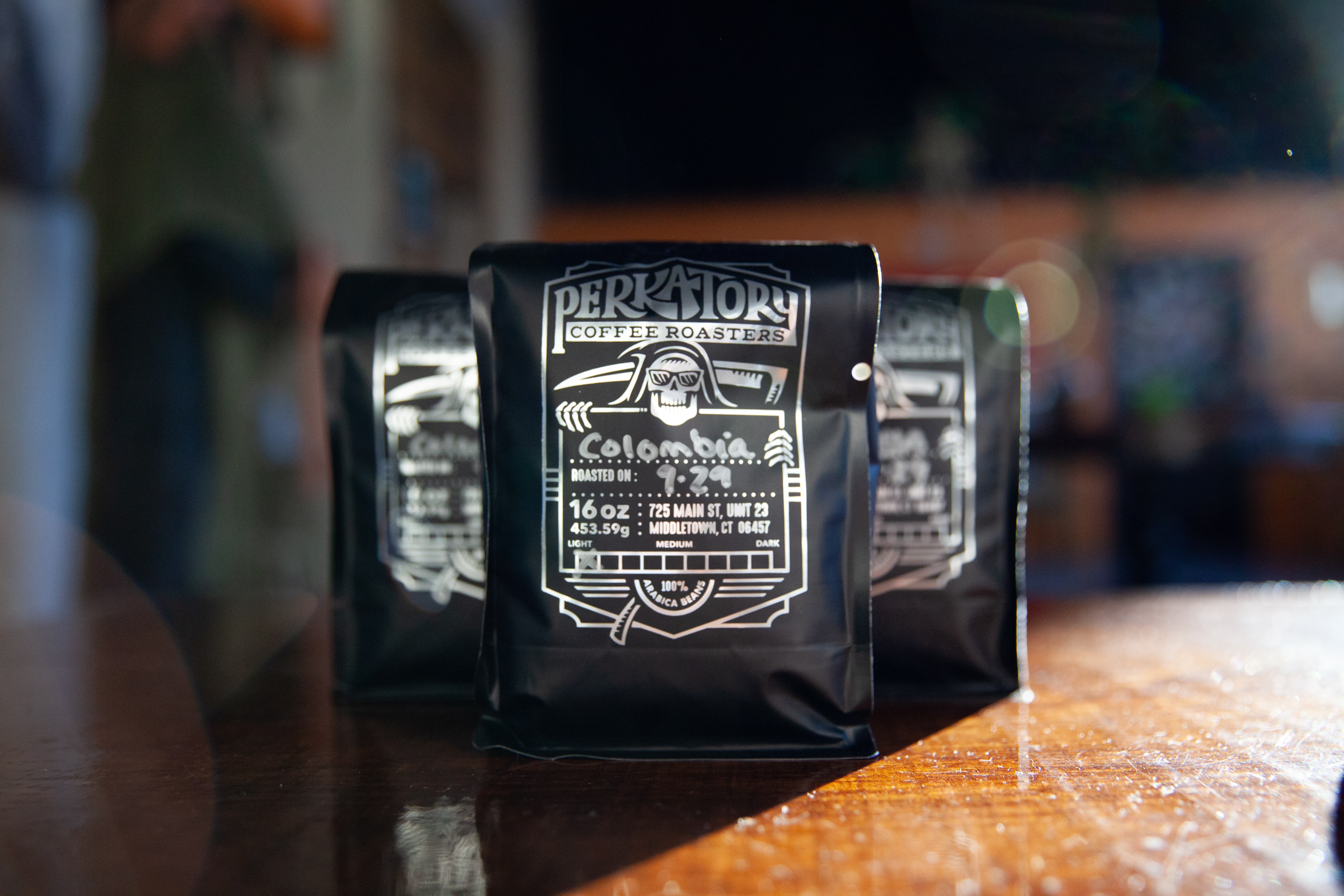 Perkatory Coffee