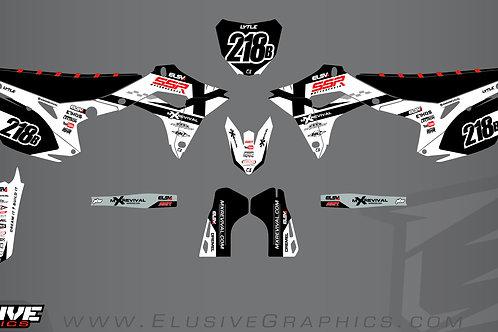 Custom Graphics & Body Modifications // SSR Motorsports SR300