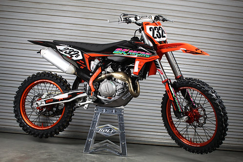 SM PRO PLATINUM WHEEL SETS // KTM - Husqvarna - GasGas - All Variants