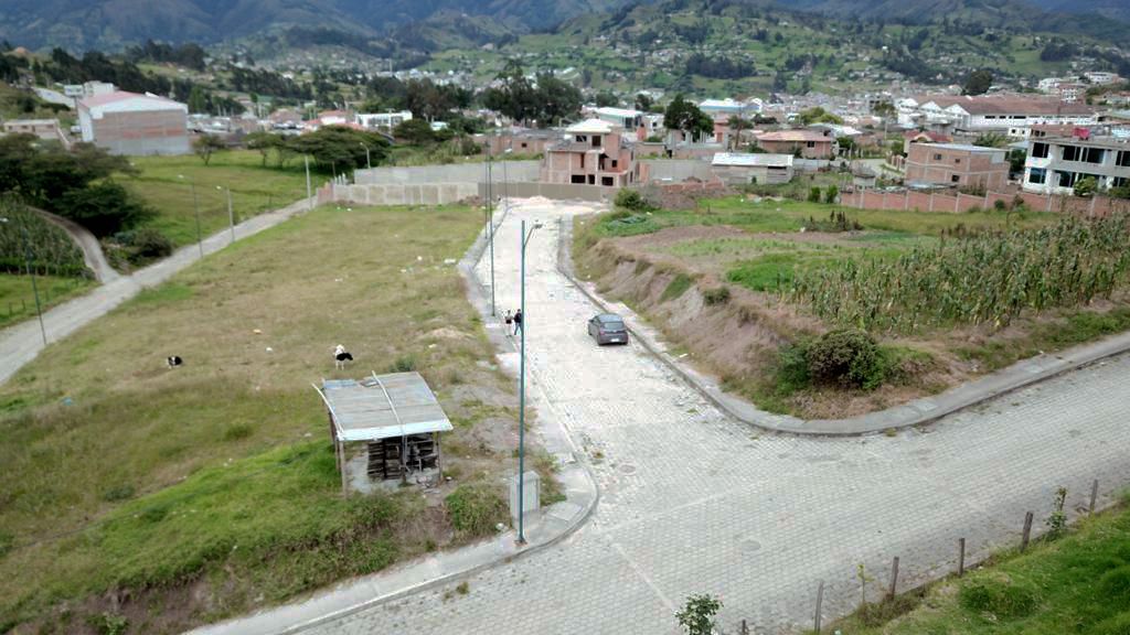 Venta de Lotes, Urbanización Rondonia