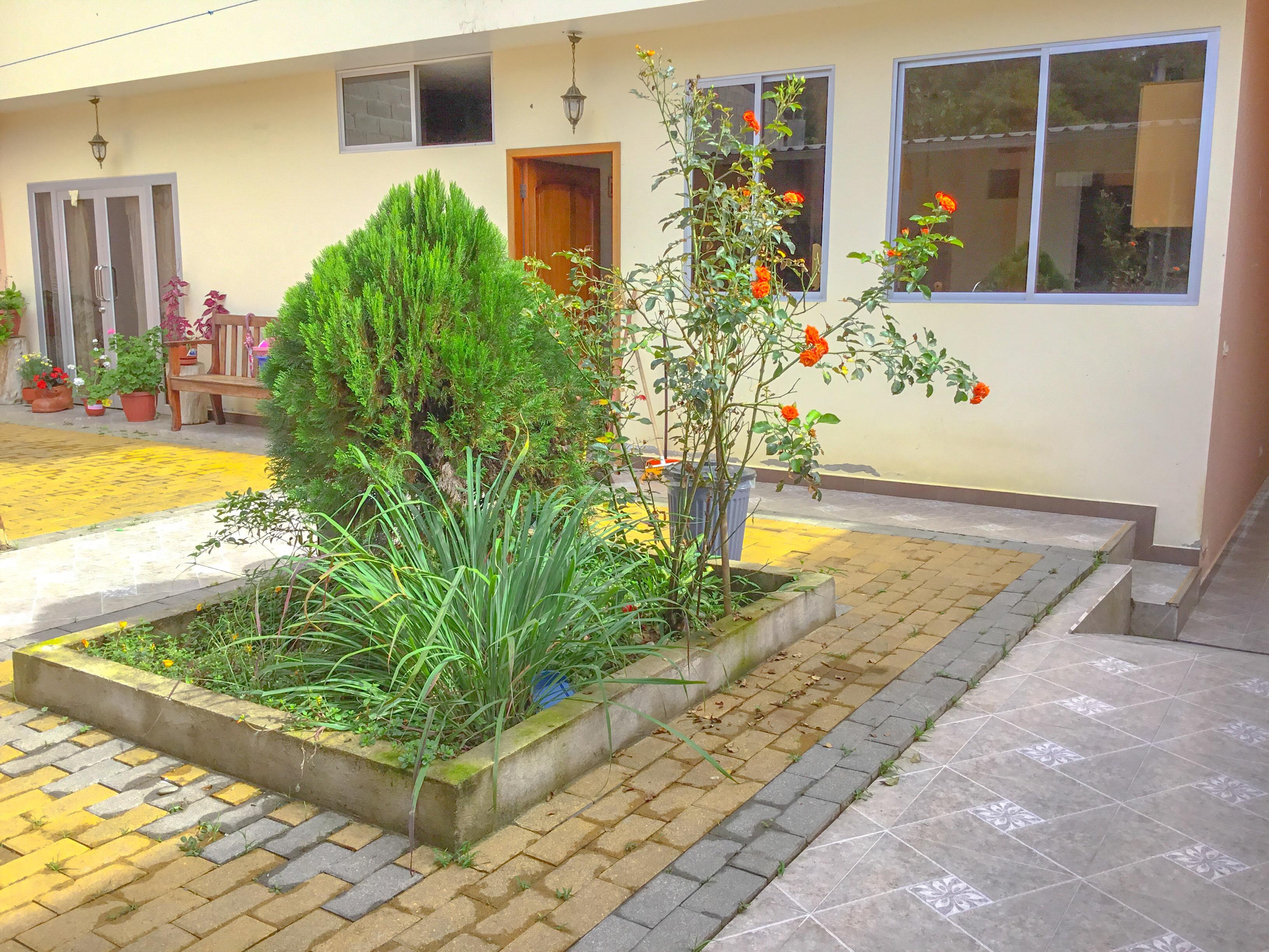 patio de venta