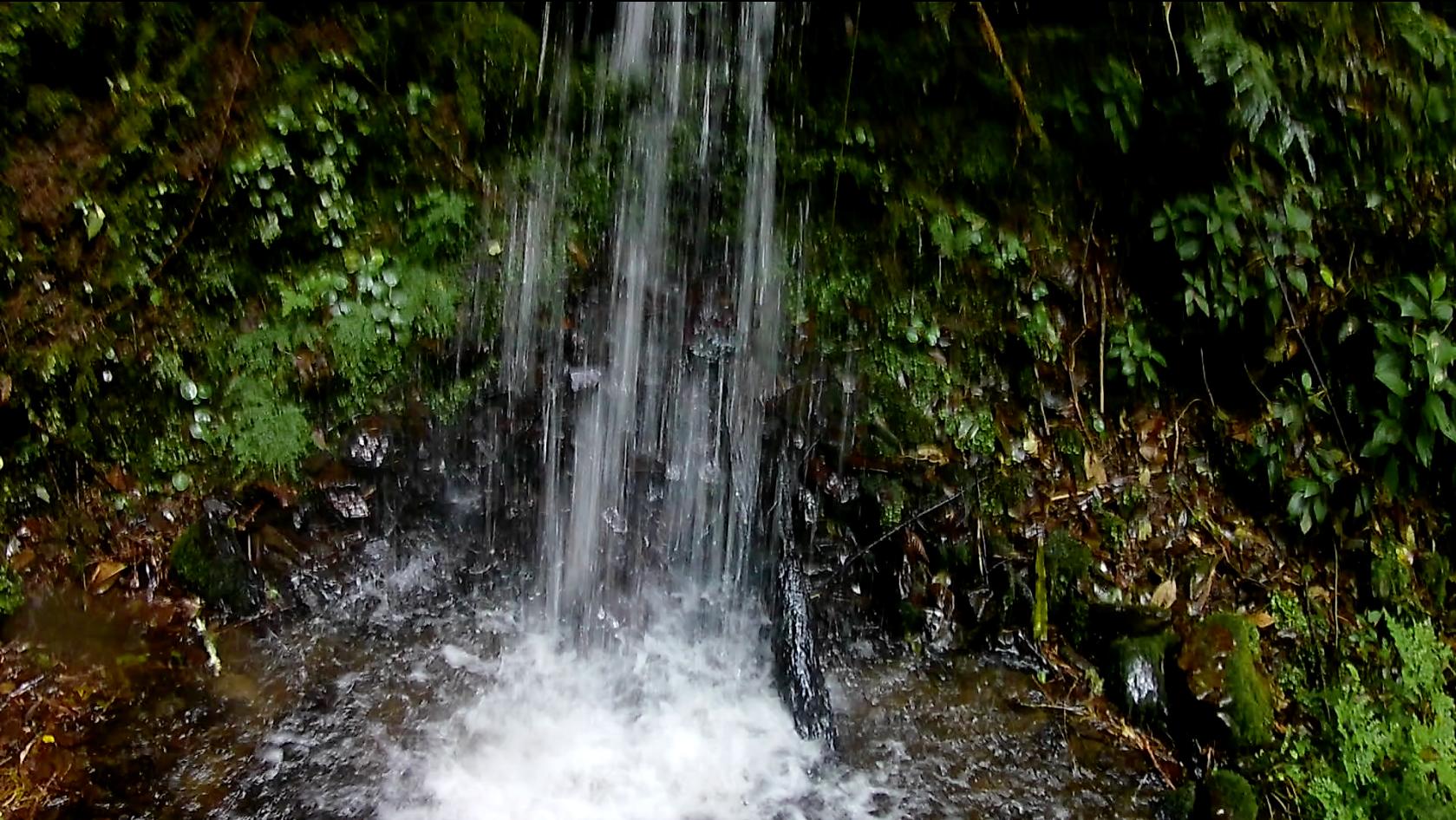 cascada - Vilcabamba