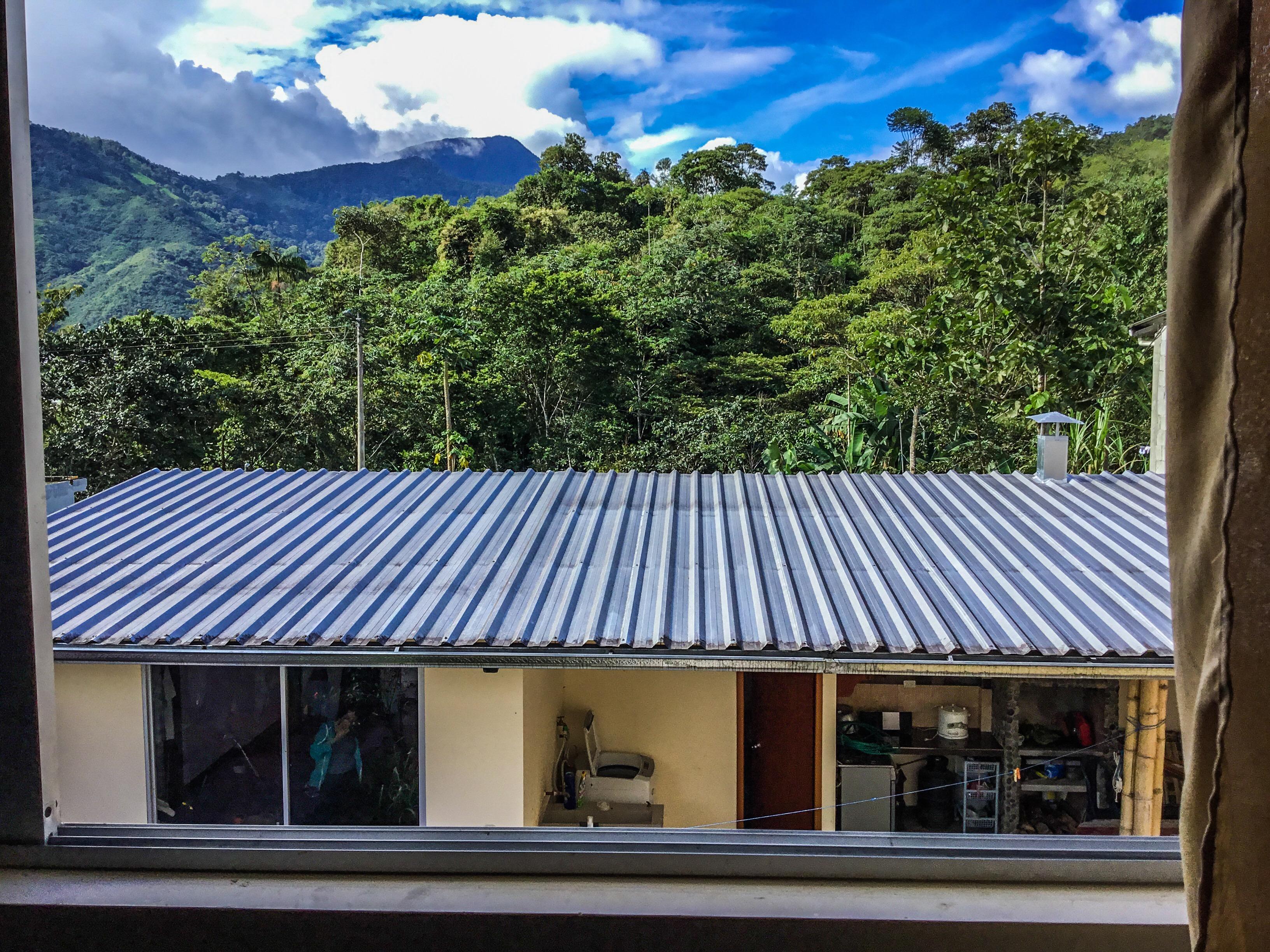 casa en zamora ecuador