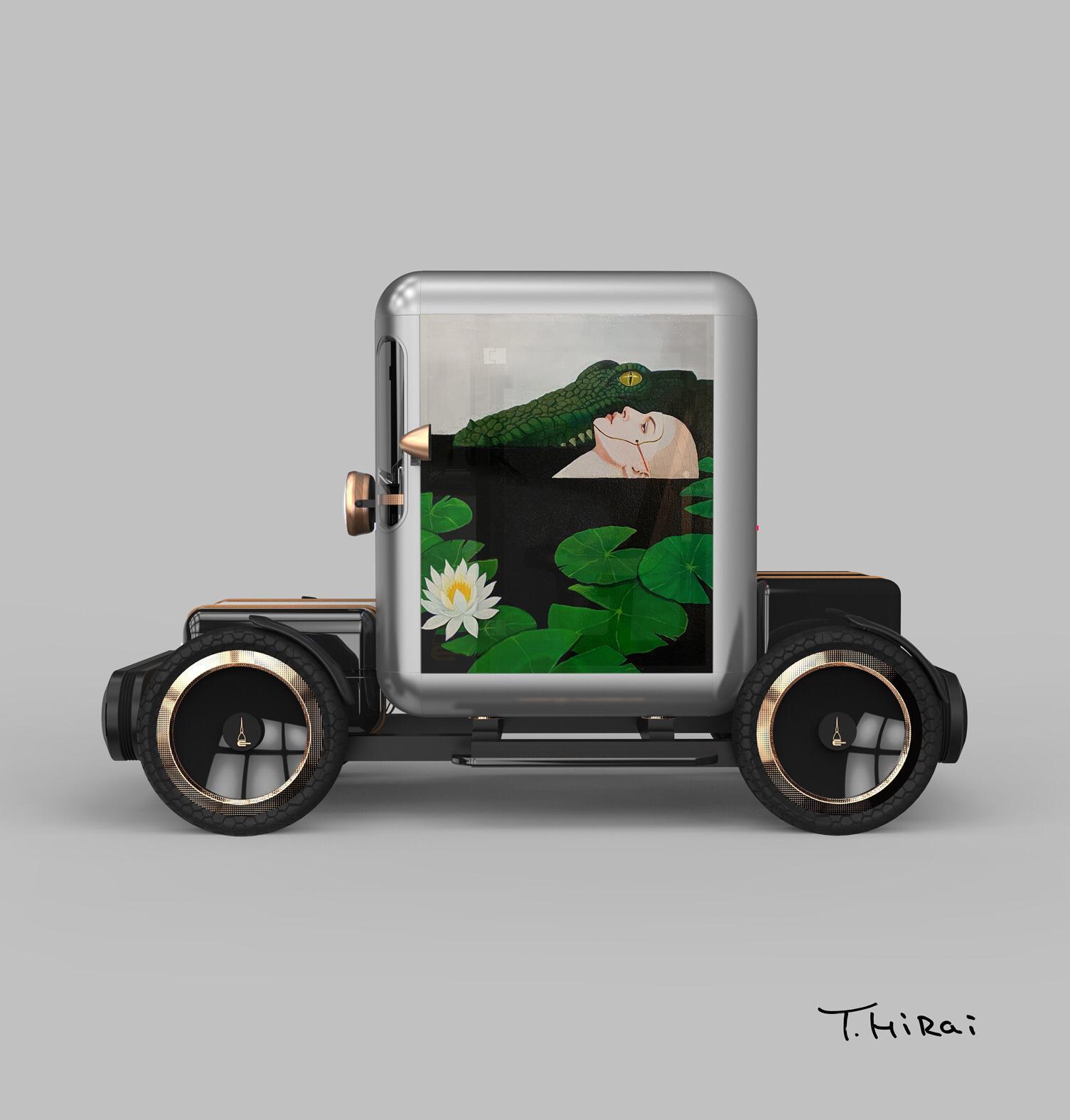 Tsuneki Hirai