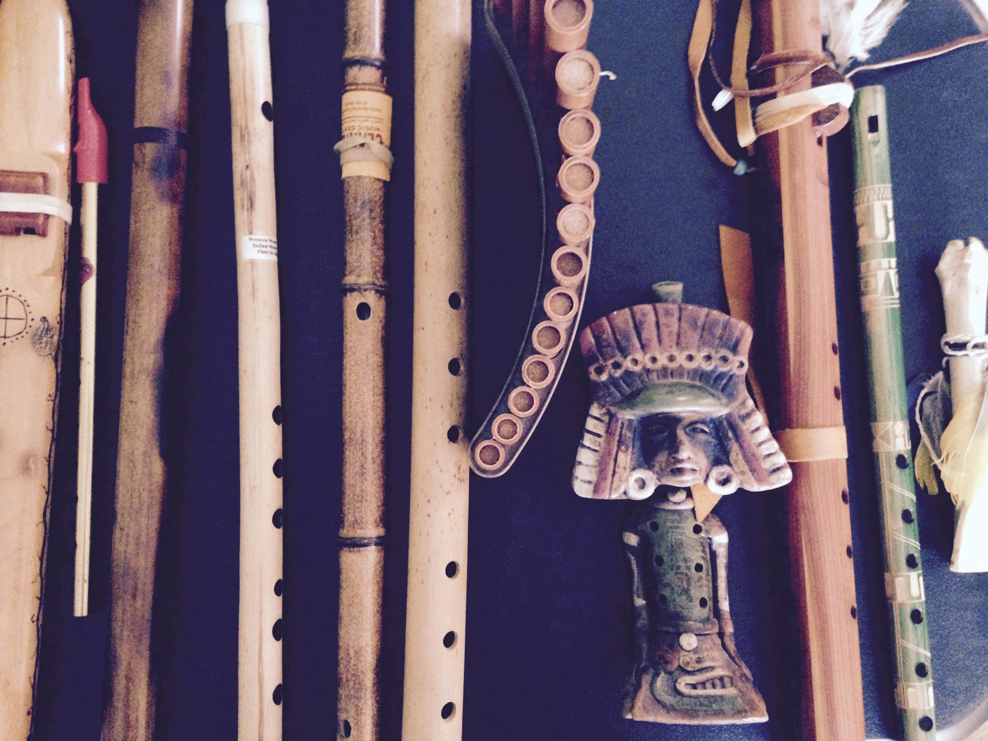 Kat Epple flutes-presentation