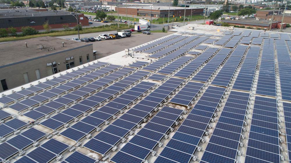 solar panels, ontario