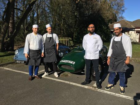 Winter Warmer Classic Car & Curry Meet at Shampan