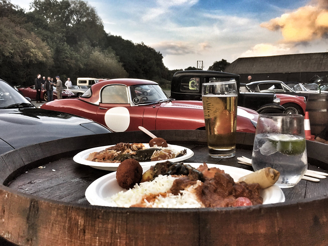 Classic Car & Curry Nights