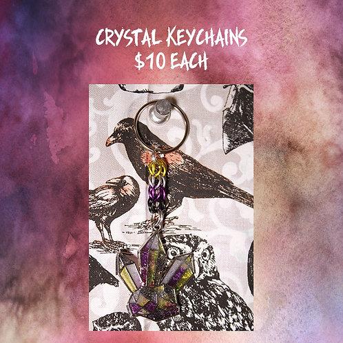 Flash Sale -Crystal Keychains