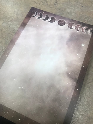 Moon Phase Memo Pads