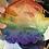 Thumbnail: Shallow Dice Tray- LGBTQ Flag