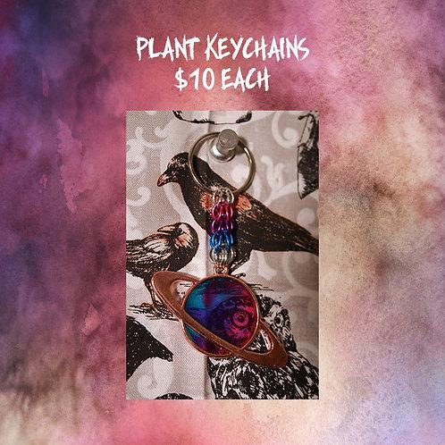 Flash Sale- Planet Keychains