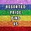 Thumbnail: Assorted Pride Pin Packs