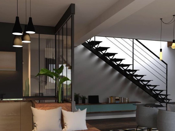 Appartement chic - Confluence