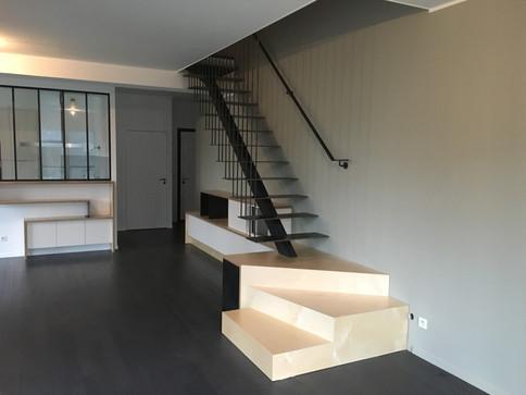 Escalier multiplis