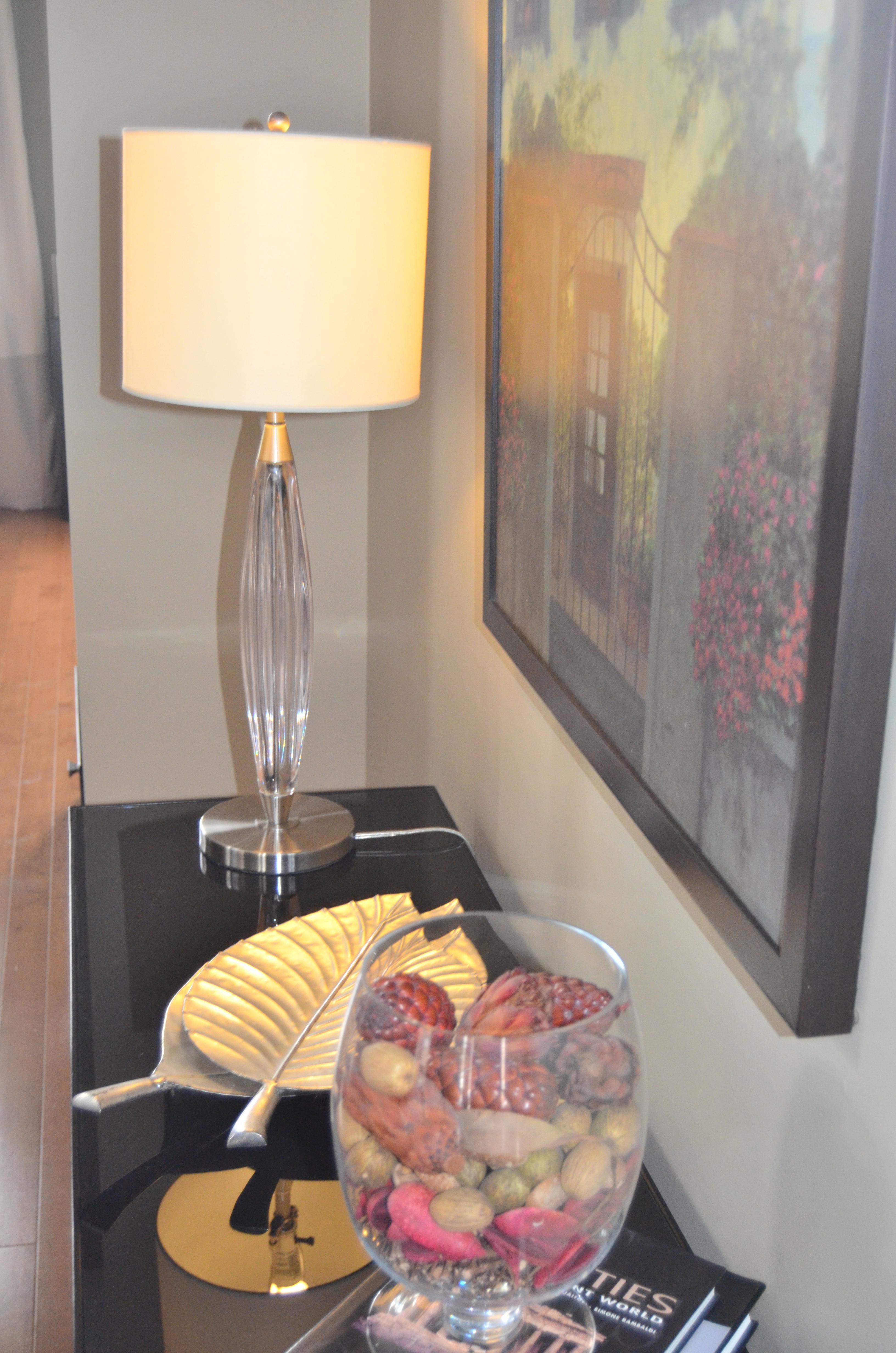 Hallway side table