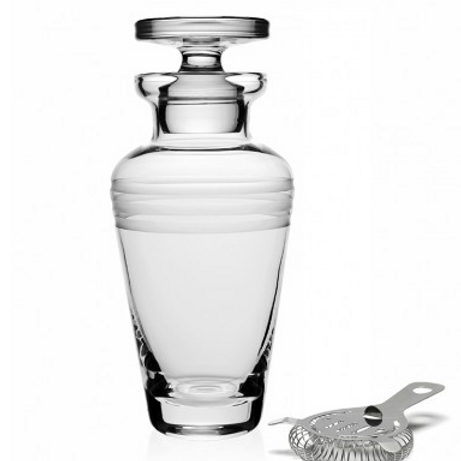 Madison Cocktail Shaker with Strainer from William Yeoward