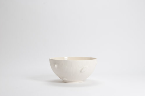 Large Faux Bois Bowl by Christopher Spitzmiller
