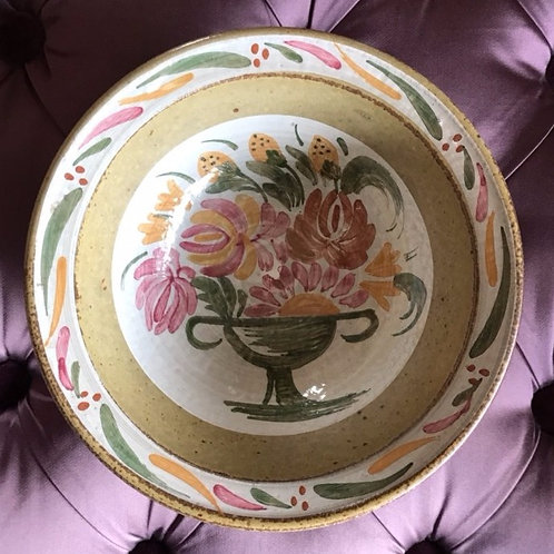 French Quimper Bowl