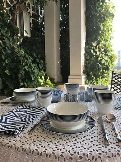 Al Fresco Dining - Everyday Elegance