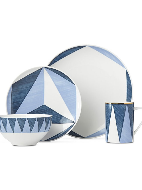 Luca Triangoli 4-Piece Place Setting