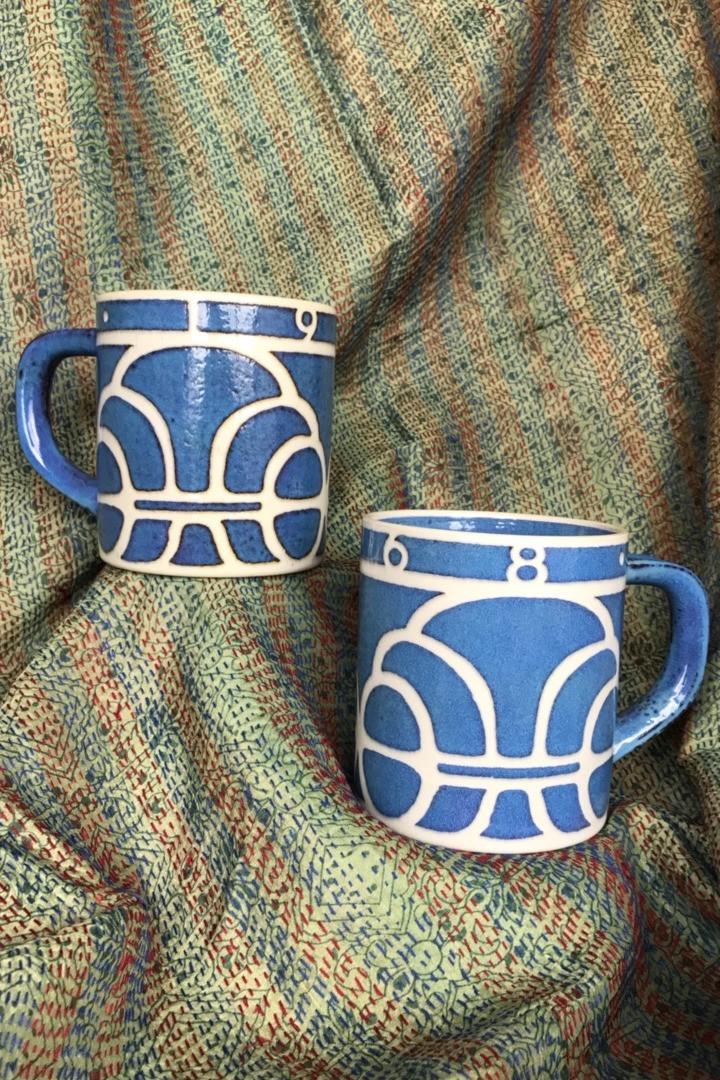 1968 Royal Copenhagen Vintage Mug