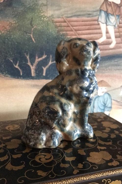 Artisanal Ceramic Dog