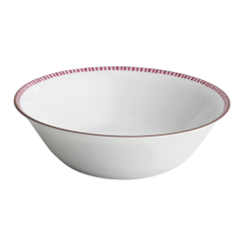 Chandigahr Fuchia Individual Salad Plate
