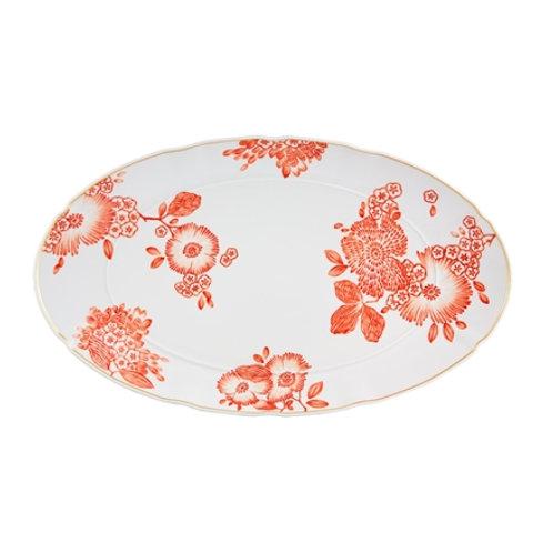 Coralina Large Oval Platter