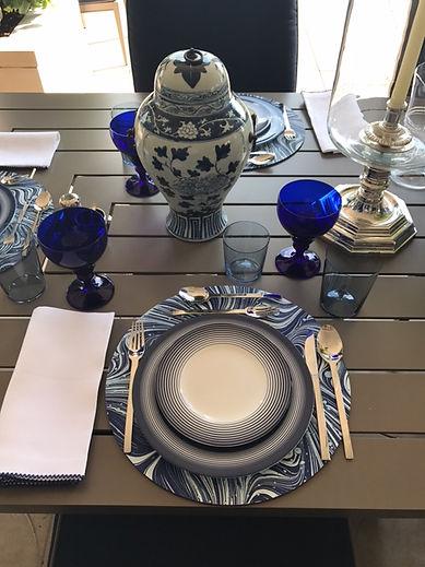 Al Fresco Dining- Everyday Elegance