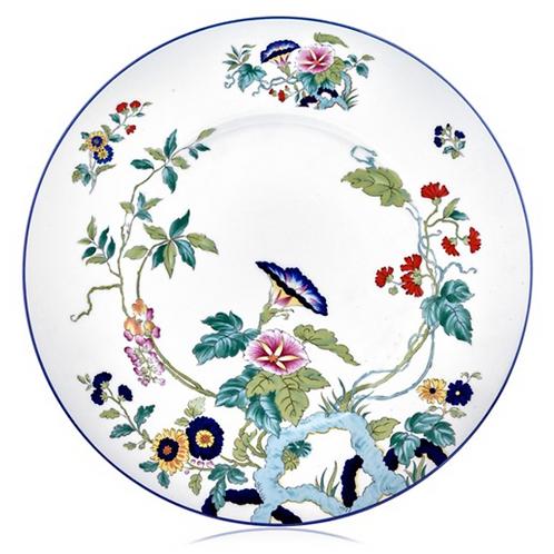 Paradis Presentation Plate by Royal-Limoges