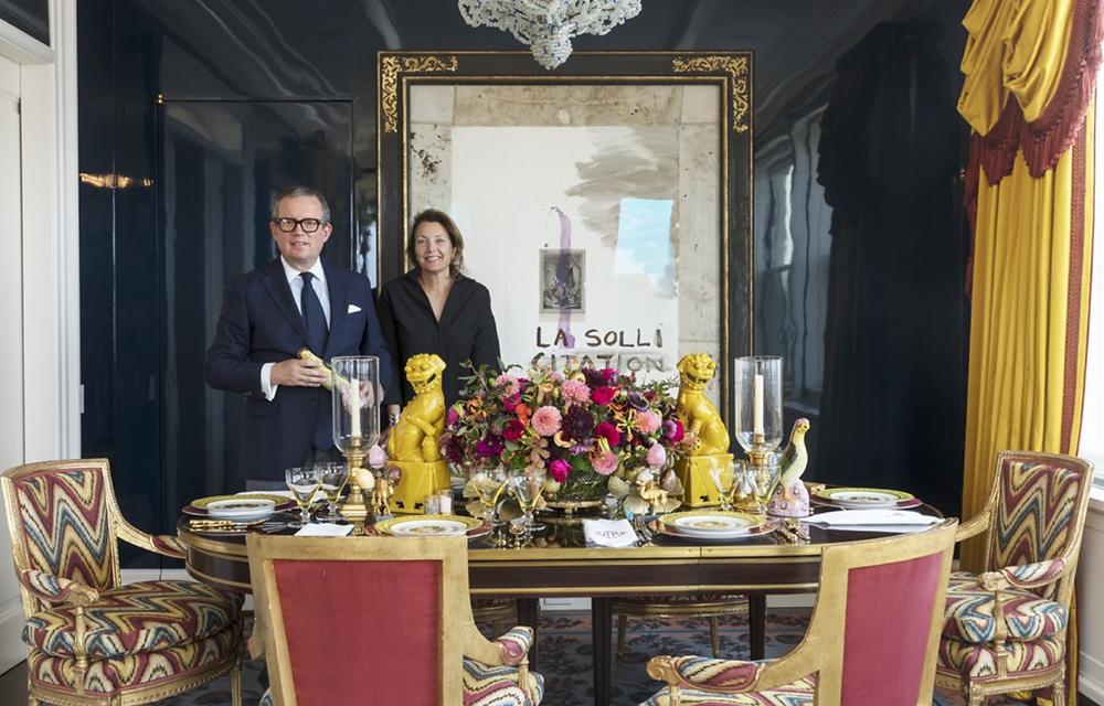 Alex Papachristidis & Lisa McCarthy of Everyday Elegance
