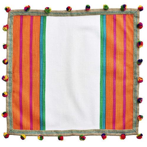 Jaipur Cotton Napkin- Set of 4 by Kim Seybert